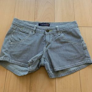 Levi's Jeans genuinely crafted denim shorts